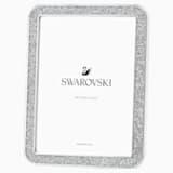 Minera Picture Frame, Small, Silver Tone - Swarovski, 5379518