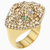 Moselle Ring, Gold-tone plated - Swarovski, 5379697