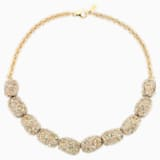Moselle Necklace, Gold-tone plated - Swarovski, 5379735