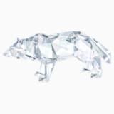 Фигурка «Волк», произведение Аррана Грегори, Crystal - Swarovski, 5384967