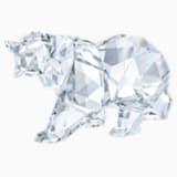 クマ by Arran Gregory Clear Crystal - Swarovski, 5384969