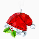 Santa´s Hat Ornament - Swarovski, 5395978