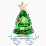 Vagónek s vánočním stromkem - Swarovski, 5399977