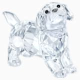 Chiot Labrador debout - Swarovski, 5400141