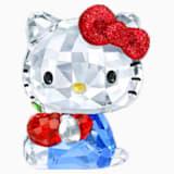 Hello Kitty piros alma - Swarovski, 5400144