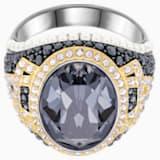 Millennium Cocktail Ring, Multi-colored, Mixed metal finish - Swarovski, 5409392