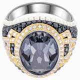 Millennium Cocktail Ring, Multi-coloured, Mixed metal finish - Swarovski, 5409392