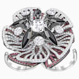 Magician Cocktail Ring, Multi-colored, Mixed metal finish - Swarovski, 5410989