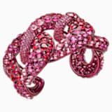 Tabloid Cuff, Multi-coloured - Swarovski, 5411010