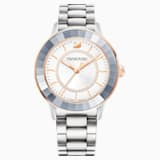 Ρολόι Octea Lux, μεταλλικό μπρασελέ, ανοξείδωτο ατσάλι - Swarovski, 5414429