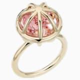 Mary Katrantzou Nostalgia Sphere Ring, Gold-tone plated - Swarovski, 5414528