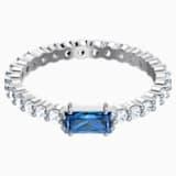Vittore Ring, Multi-coloured, Rhodium plated - Swarovski, 5414698