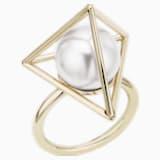 Mary Katrantzou Nostalgia Ring, Gold-tone plated - Swarovski, 5414780