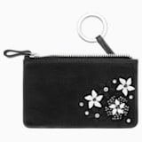 Mazy Key Case, Black - Swarovski, 5418592