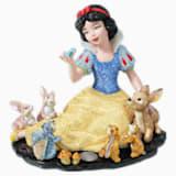 Biancaneve e gli animali del bosco, Edizione Limitata - Swarovski, 5420683