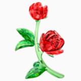 Rudá růže - Swarovski, 5424466