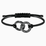 Alto 手鏈, 灰色, 不銹鋼 - Swarovski, 5427137