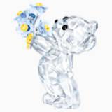 Medvídek Kris – Pomněnka - Swarovski, 5427993