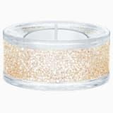 Shimmer Tea Light, Altın Rengi - Swarovski, 5428724