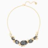 March Squirrel Necklace, Multi-colored, Gold-tone plated - Swarovski, 5428797