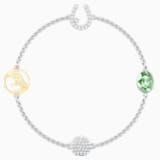 Swarovski Remix Collection Wish Strand, White, Mixed metal finish - Swarovski, 5432672