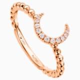 许愿星辰18K玫瑰金钻石戒指 - Swarovski, 5436227