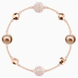 Swarovski Remix Collection Strand, Multi-coloured, Rose-gold tone plated - Swarovski, 5437890