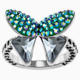 Magnetized 圖形戒指, 多色設計 - Swarovski, 5442411