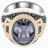 Millennium Cocktail Ring, Multi-colored, Mixed metal finish - Swarovski, 5448832