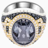 Millennium Cocktail Ring, Multi-colored, Mixed metal finish - Swarovski, 5448832