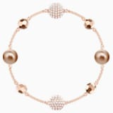 Swarovski Remix Collection Strand, Multi-colored, Rose-gold tone plated - Swarovski, 5451040