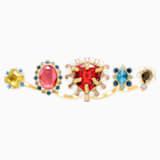 Origins Cocktail 戒指, 多色設計, 鍍金色色調 - Swarovski, 5458835