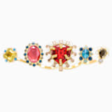 Origins Cocktail Ring, Multi-colored, Gold-tone plated - Swarovski, 5458835