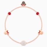 Swarovski Remix Collection Минни Strand, Многоцветный Кристалл, Покрытие оттенка розового золота - Swarovski, 5462365