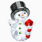Bonhomme de neige avec Sucre d'Orge - Swarovski, 5464886