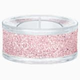 Shimmer Tea Light Holders, Pink - Swarovski, 5474276