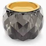 Swarovski Nirvana Ring, grau, Vergoldetes PVD-Finish - Swarovski, 5474356