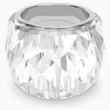 Swarovski Nirvana 戒指, 银色, 不锈钢 - Swarovski, 5474364