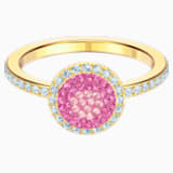 No Regrets Ring, Multi-coloured, Gold-tone plated - Swarovski, 5474420