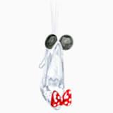 Minnie Inspired Shoe Ornament - Swarovski, 5475568