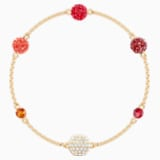 Swarovski Remix Collection Pop Strand, 彩色设计, 镀金色调 - Swarovski, 5479021