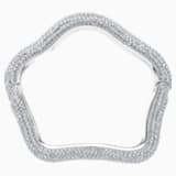Tigris Bracelet, Gray, Palladium plated - Swarovski, 5484200