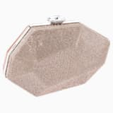 Marina Bag, Rose, Palladium plating - Swarovski, 5484253