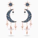 Pendientes Swarovski Symbolic, multicolor, Combinación de acabados metálicos - Swarovski, 5489536