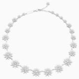 Penélope Cruz Moonsun 項鏈, 限量發行產品, 白色, 鍍白金色 - Swarovski, 5489764
