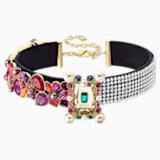 Collar Vintage Opulescence, multicolor, Baño en tono Oro - Swarovski, 5490215