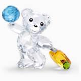 Медведь Kris «Я путешествую по миру» - Swarovski, 5491972