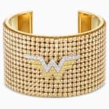 Fit Wonder Woman 커프, 골드 톤, 믹스메탈 피니시 - Swarovski, 5492145