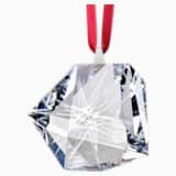 Daniel Libeskind Linierter Stern Ornament - Swarovski, 5492544