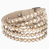 Swarovski Power-collectie armband, Beige - Swarovski, 5494230